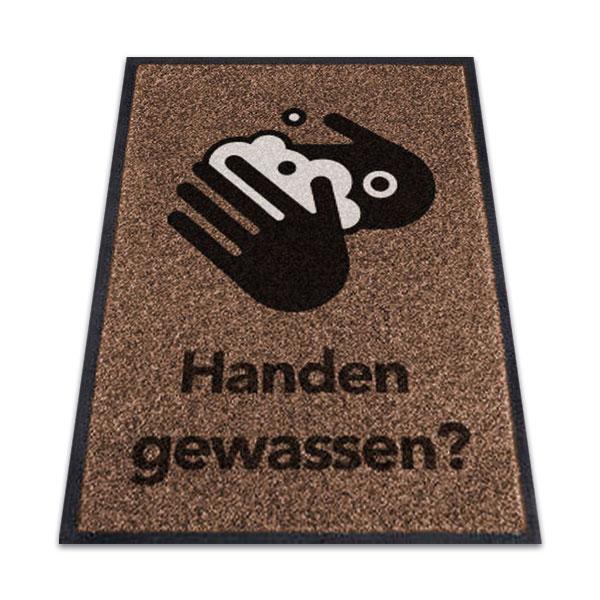 Logoma Handen Gewassen