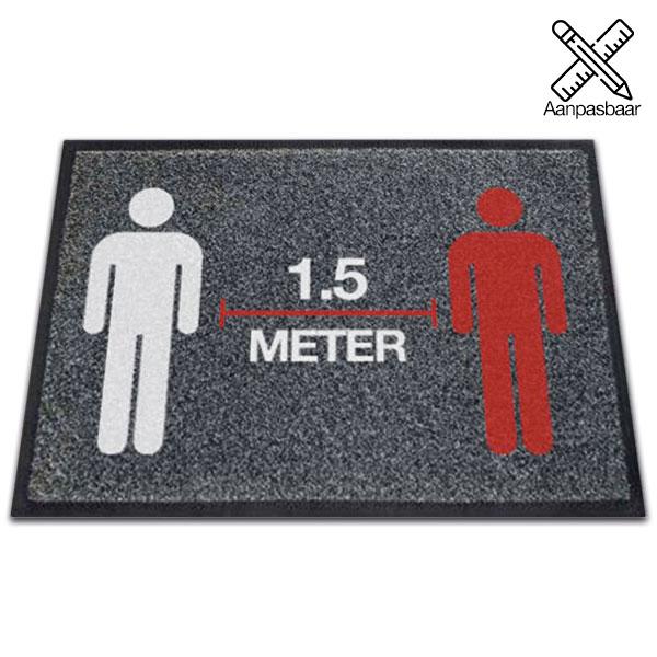 Logomat Kort Anderhalve Meter