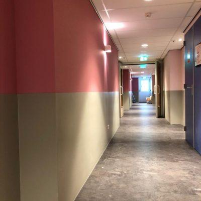 Wandbescherming Groot Hoogwaak