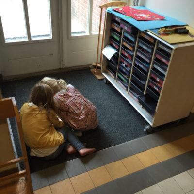 Droogloopmat Basisschool