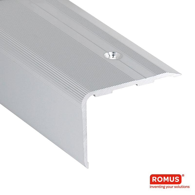 Trapneus aluminium geribbeld 15003 1501