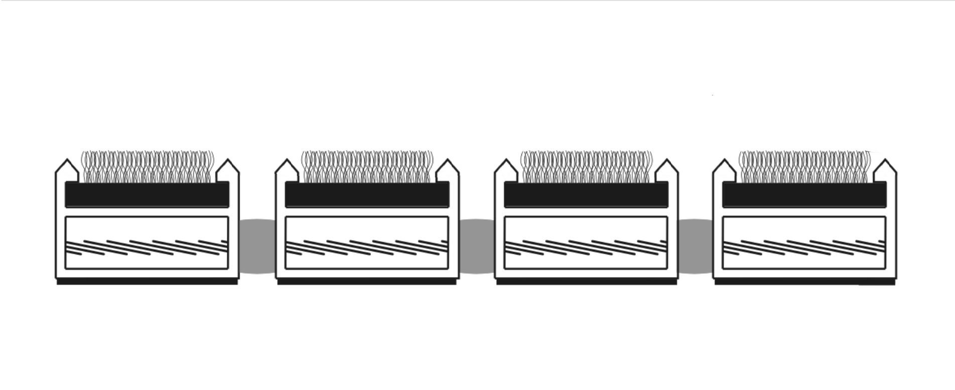 Alumat Basic Tapijt Tekening