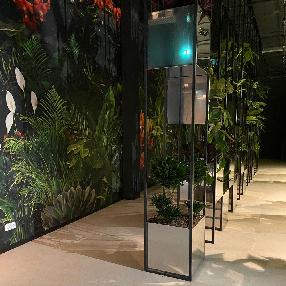 FloriWorld Plinten Installatie