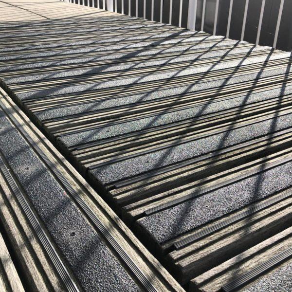 Vlonderstrips Installatie VvE Ede