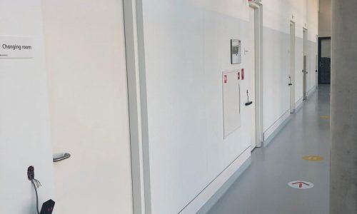 Wandbescherming ING