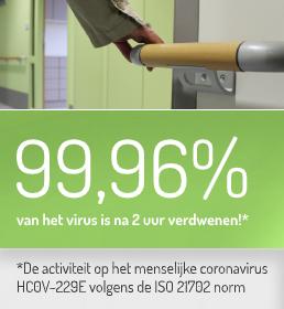 SPM percentage virus corona