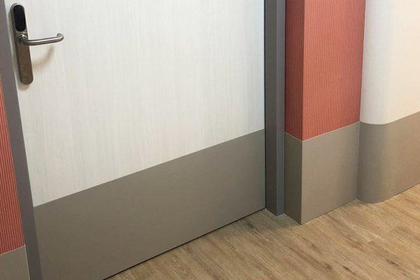 Wandbescherming Verzorgingstehuis