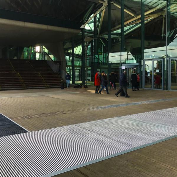 Justitiepaleis Antwerpen | Pioneer Mat
