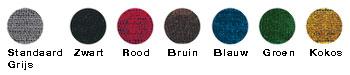 Top Guard Kleur Opties Inlage